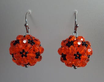 Custom Bling Earrings