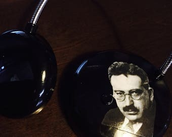 Walter Benjamin  LED night light /  desk lamp