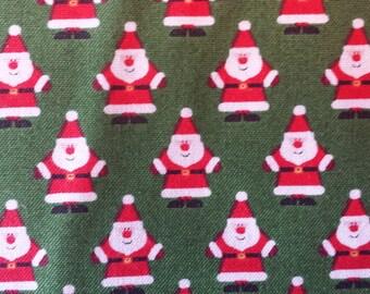 Tiny Santa's Fabric