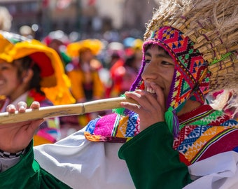 Cusco Peru - Fine Art Photographic Print