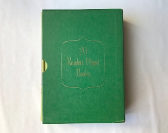 20 Reader's Digest books First Edition 1953