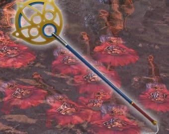 Final Fantasy X Yuna Cosplay Staff
