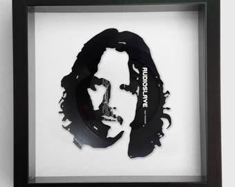 Chris Cornell 'Loud Love' Soundgarden Audioslave Vinyl Record Art