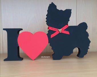 Yorkshire terrier, Yorkie, dog gift