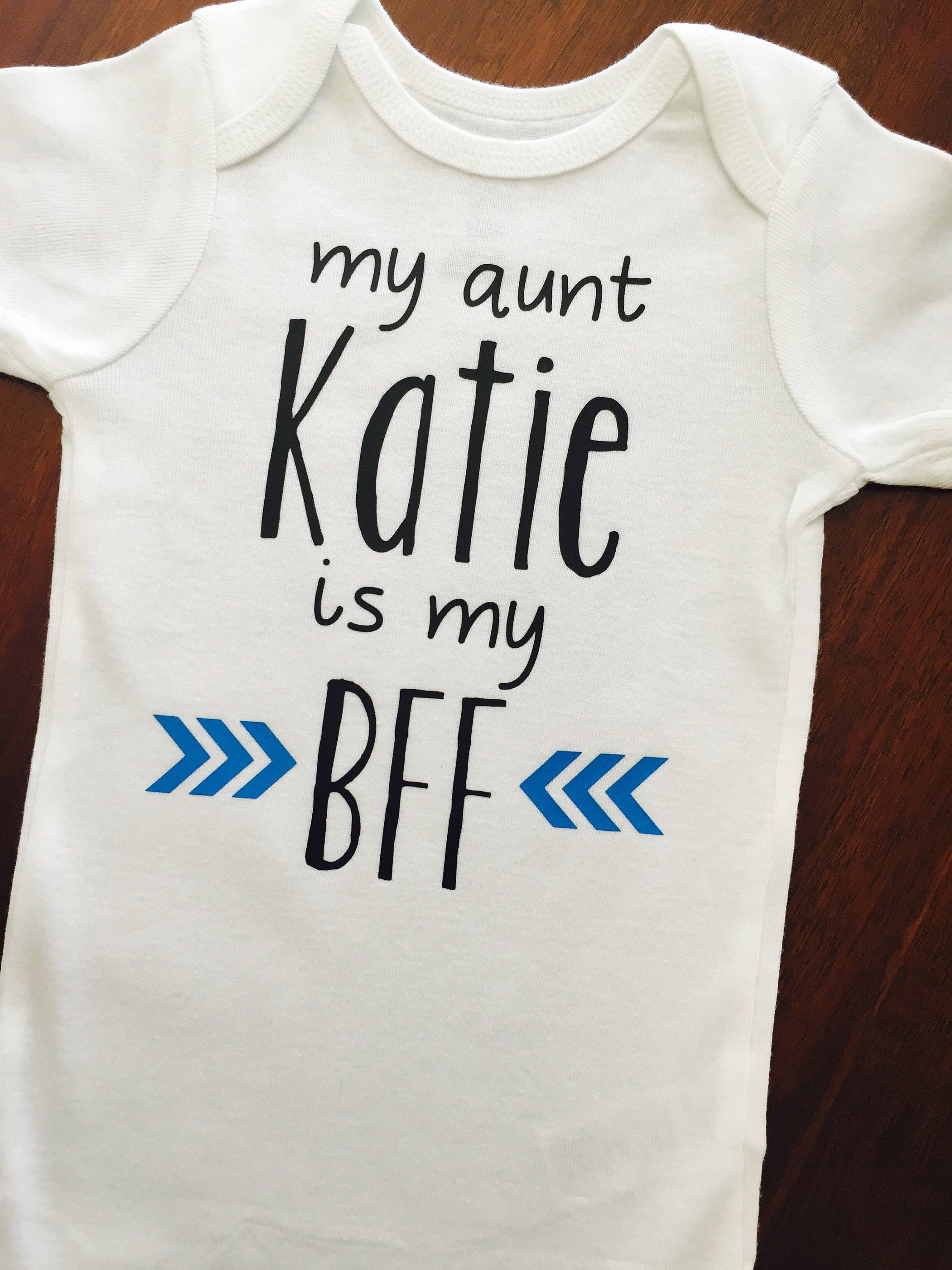 Aunt BFF Baby BFF Aunties baby Baby shower Baby girl Baby boy
