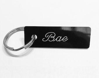 Bae Keychain