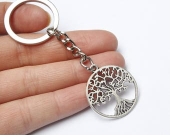 tree of life necklace,silver tree of life necklace,gift,tree of life jewelry,wiccan jewelry,tree jewelry,pagan,tree of life pendant