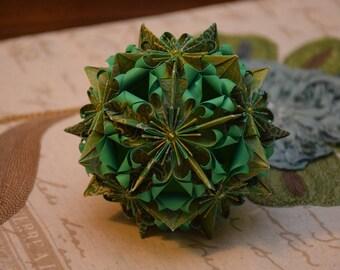 Origami Feona Kusudama