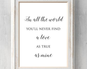 I cross my heart Print. George Strait. In all the world you'll never find a love as true as mine.  All Prints BUY 2 GET 1 FREE