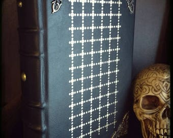 DRACULA, Bram Stoker, completly handmade - Libriproibiti/Forbidden Books Edition