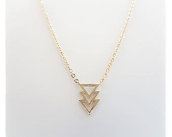 """Triton"" necklace"