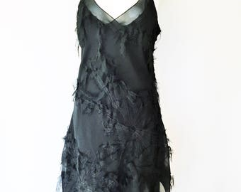 Gatsby Flapper Dress 1920's style Cocktail Dress KLD signature Label Prom New Years
