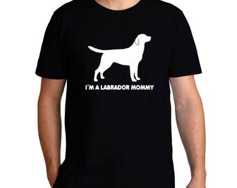 I'M A Labrador Mommy T-Shirt