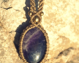 Magical Amethyst Necklace
