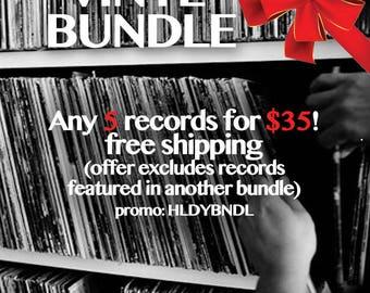 Vinyl Holiday Bundle