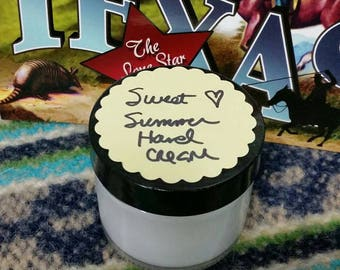 All Natural Hand Made Rosie's Sweet Summer Hand Cream