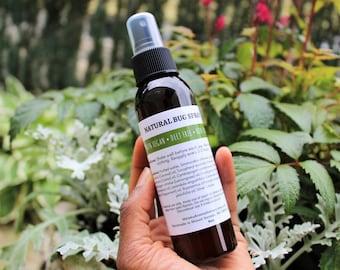 Bug Spray, Natural Bug Spray, Bug Repellent, Mosquito Repellent, Mosquito Spray, Insect Repellent, Insect Spray, Vegan, Essential Oil Spray