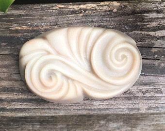Apple Sage, French Clay Soap, Spa Soap, Shea Butter Soap, Handmade Soap, Artisan Soap