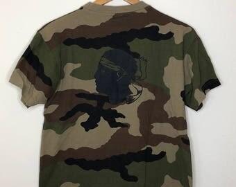Camo Army T-Shirt