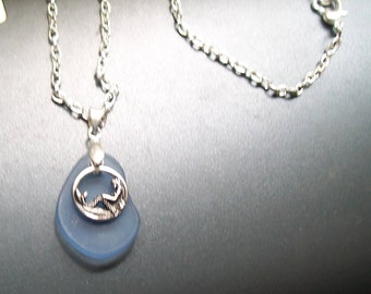 Mermaid of the Blue Sea Pendant