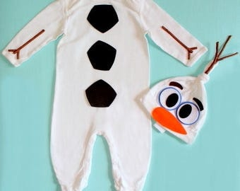 Olaf Costume - Baby & Infant Sizes