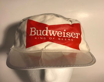Budweiser  Light Vintage Promo Painter's Cap