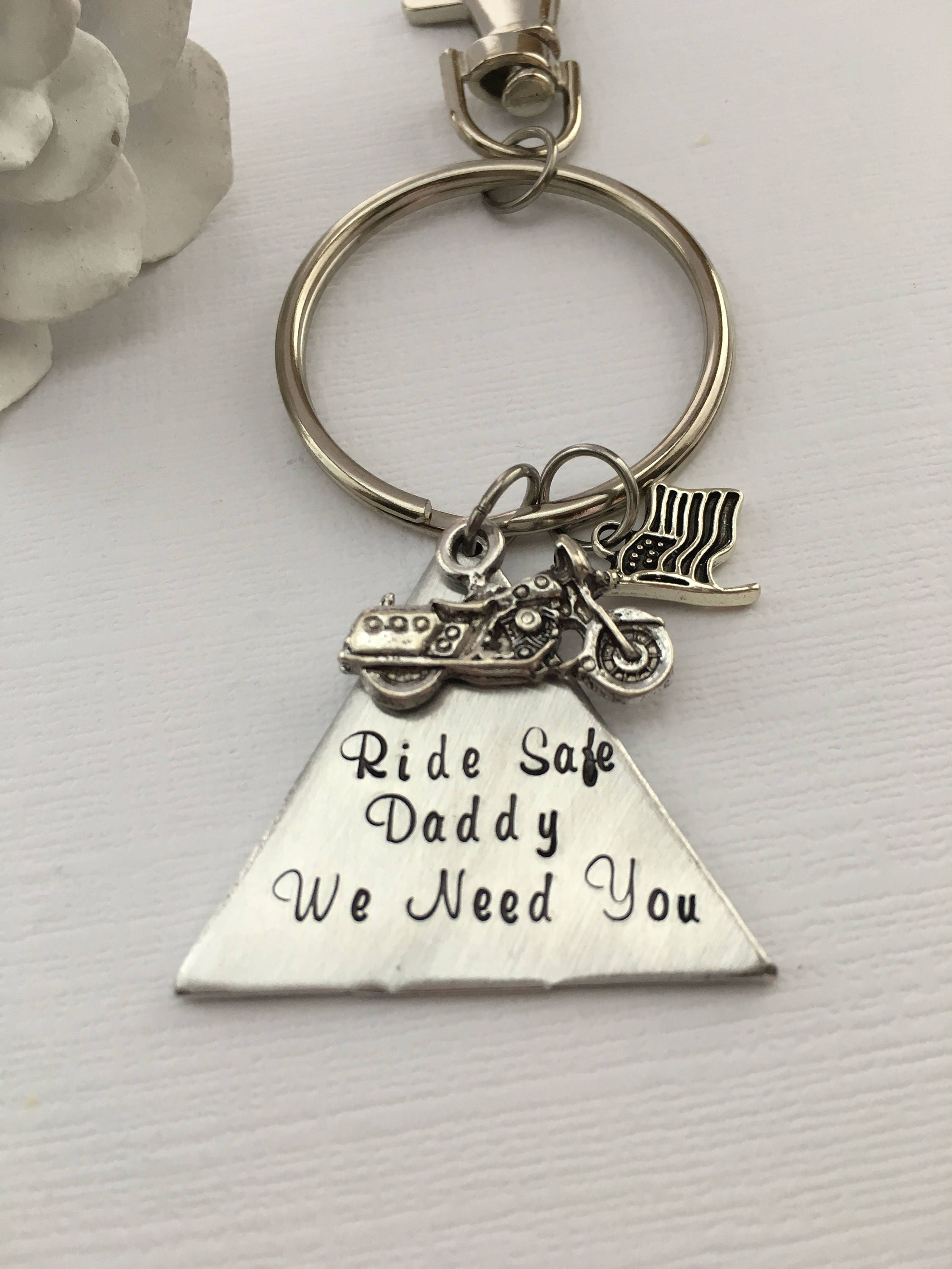 Christmas for Dad, Man Gift Keychain, Wife to husband Key Chain ...