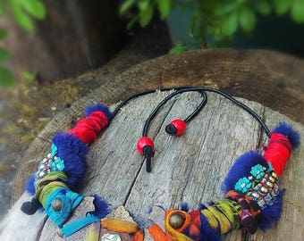 Unique Handmade Necklace