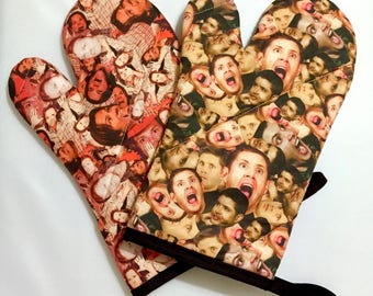 Supernatural - Winchester Brothers Oven Mitts - set of two