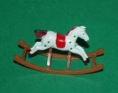 Vintage Dolls House Barton Rocking Horse