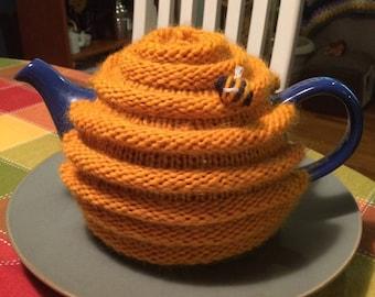 Bee Garden Teapot