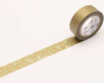 MT Christmas 2017 – Line Drawing Washi Tape , MT Masking Tape - MTCMAS85