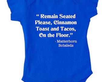 Disney Baby Shirt Matterhorn Ride Quote Shirt Disneyland Shirt Disney World Shirt Magic Kingdom Shirt