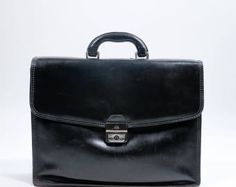 THE BRIDGE - Leather 24h bag