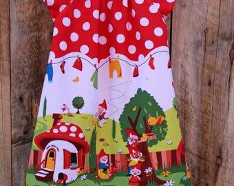 Gnome Dress