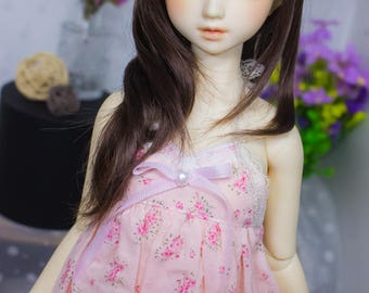 Casual Floral Summer Dress Set | SD | BJD Clothing
