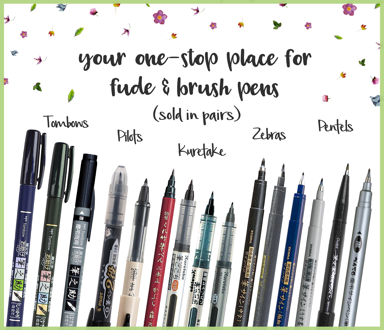 Hand Lettering Pen Calligraphy Tool Pen Hand Letter Brush Pen