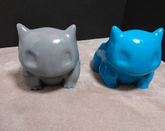 Bulbasaur 3D printed planter (Gloss)