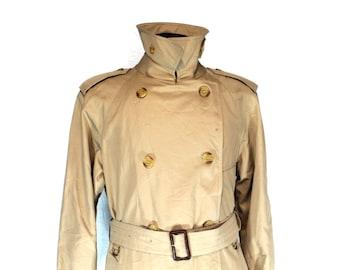 Vintage AQUASCUTUM Coat, Unique Women's Coat From A Reputed Brand, Made in England, Aquascutum of London, Vintage Aquascutum