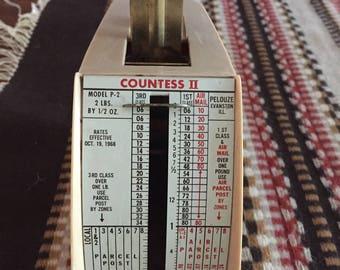 Vintage Countess II Postage Scale