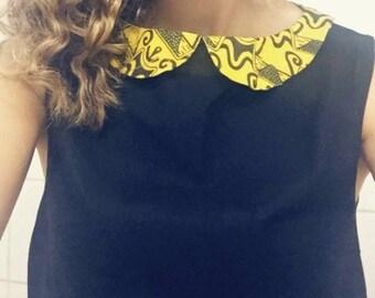 Claudine Collar Shirt