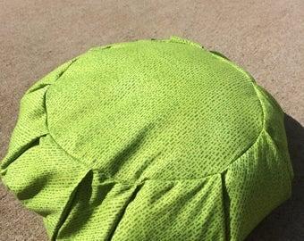 Sweet Green Upcycled Zafu
