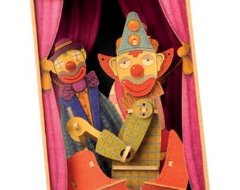 Circus Automata Kit - The Clown