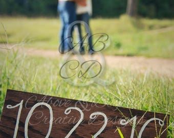 Engagement Signs