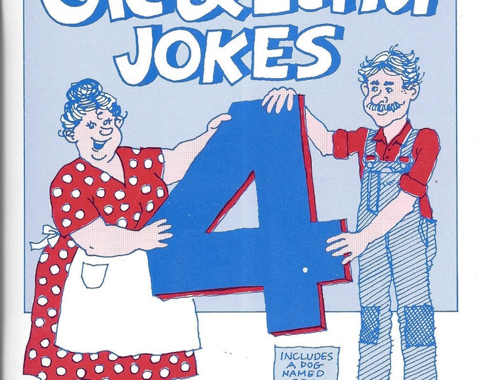 Ole & Lena Jokes by Red Styangland #4 (BRAND NEW) (Paperback)