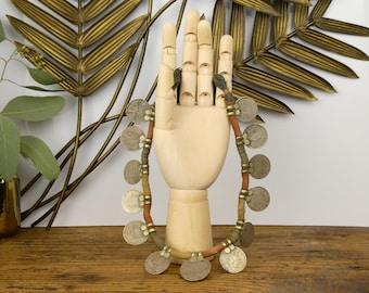 Old Indian - Vintage - Antique Hindu necklace necklace