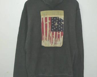 Vintage Polo Ralph Lauren Jeans Company hoodie XL