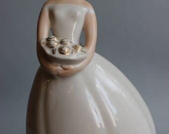 USSR Soviet porcelain figurine Kiev Bride Ballerina Dancer