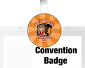 JW Convention Badge Holder   JW Badge Pin   Regional Convention Badge Holder   JW Convention Badges   Be Courageous Convention   Jw Badges