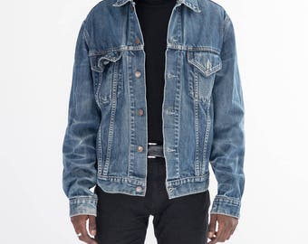 90s Vintage Blue Levi's Denim Jacket